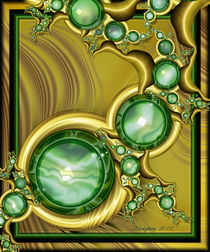 Emerald Gloss von Karla White