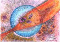big bang : ceinture de poussières no 1 by Serge Sida