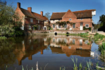Flatford Mill by Mark Bunning