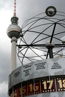 Berlin TV Tower von Bianca Baker