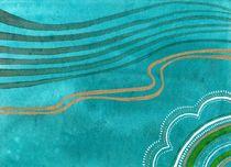 Blue Waves by Anna Bieniek