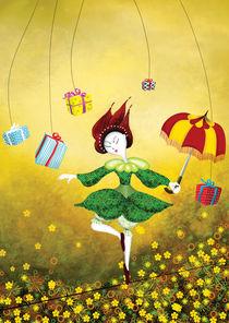 Birthday  by Ariane Kascha