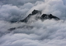 Among the Clouds by David DesRochers