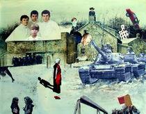 La-resistance-collage-and-acrylic-paints-on-canvas-22-x-28-june-2012-john-lanthier