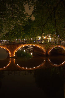 Amsterdam Rings of Fire by Kelsey Horne