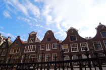 Looking Up in Amsterdam by Kelsey Horne