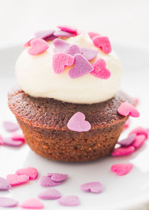 Cupcake of Love by Lars Hallstrom