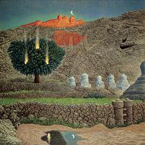 Leh C'est Beau aka. Landmark (1976) by Mati Klarwein