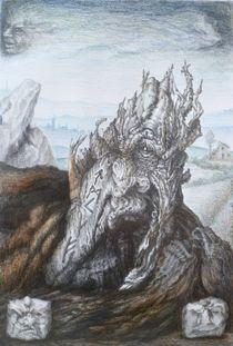 Menhir 4 by Tim Seaward