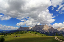 Dolomiten by Wolfgang Dufner