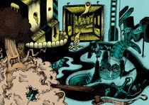 Underground-faerg
