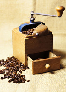 Kaffeemühle Coffee Mill by Falko Follert