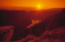 Flaming Gorge by Douglas Pulsipher