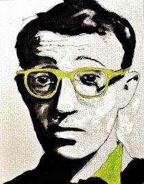 Woody Allen by Gary Koenitzer