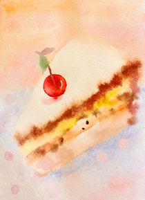 Cherry pie by Inna Vinchenko