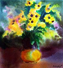 Yellow blossom by Inna Vinchenko
