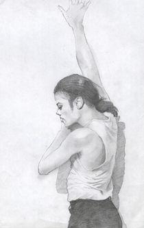 Michael Jackson by Inna Vinchenko