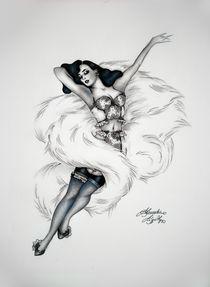 Sleepy Time Gal by alexandra-veda