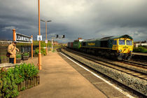 Freight at Leamington Spa by Rob Hawkins