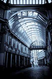 Leadenhall Market London by David Pyatt