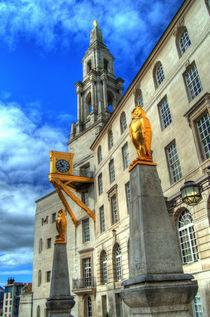 Leeds Civic Hall by Rob Hawkins