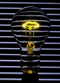 Yellow Bulb by Rob Hawkins