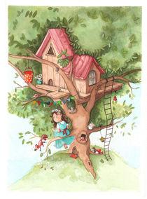 Baumhaus von Birgit Boley
