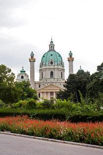 Karlskirche (Wien) von axvo-fotografie