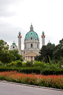 Karlskirche (Wien) by axvo-fotografie