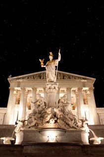 Pallas Athene (Wien)  by axvo-fotografie
