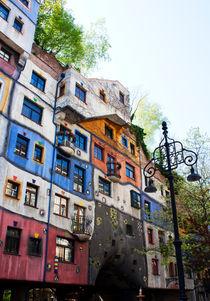 Hundertwasserhaus in Wien von axvo-fotografie