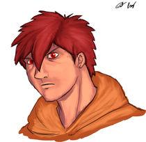 Character Concept by Robert Gonzalez