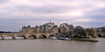 Pont Neuf in Paris von David Pringle