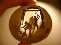 Roll Miners (Mineurs) by Anastassia Elias