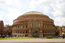 Royal Albert Hall by David J French
