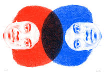 Mj-print-red-blue