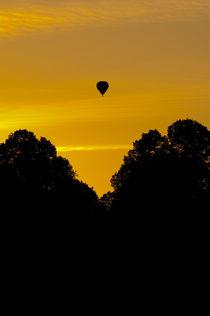 Sunset journey von Lars Hallstrom