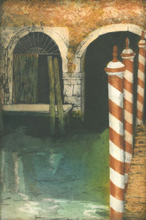 Abseits der Gassen by Marion Huber