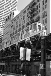 "The Chicago ""L""  by kopfkirmes"