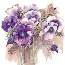 Anemones von Elisabeth Wakeford