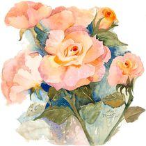 Roses by Elisabeth Wakeford