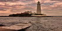 St Mary's Island by tkphotography