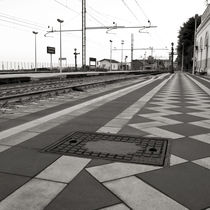 Alte Bahnstation - Giardini Naxos von captainsilva