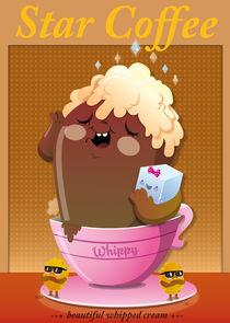 Star Coffee by bubblefriends *