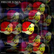 Freche Jung`s. by Bernd Vagt