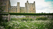 Yorkshire Dale - Bolton Castle by Keith Cheung