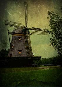 Alte Windmühle by Elke Balzen