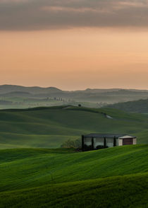 Rolling Hills by Russell Bevan Photography