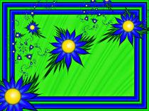 Cornflowers by inkedsandra