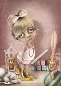 The teacher by Nicoletta  Pagano